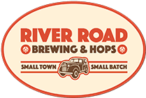 River Road Brewing & Hops Logo